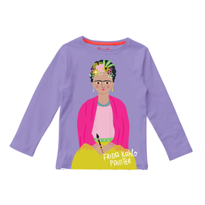 LS Trailblazer Tee - Frida Kahlo