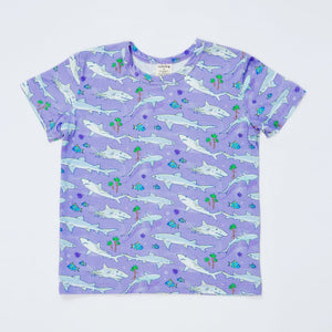 Lemon Shark Toddler T-Shirt