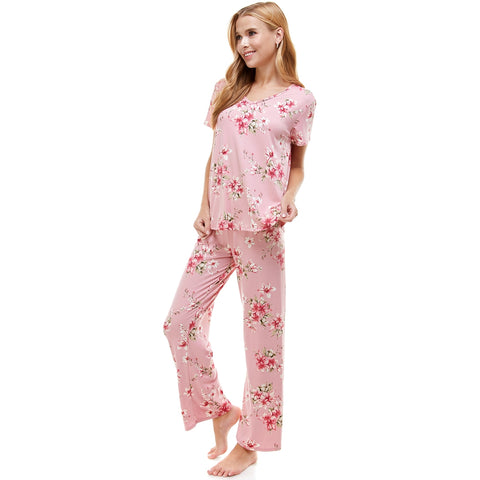 Image of Loungewear set for women's pajama