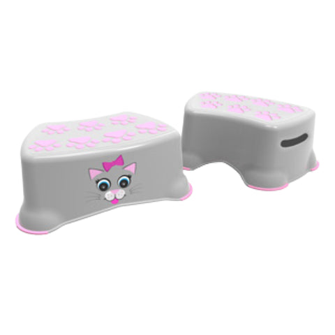 Image of My Little Step Stool (Cat)