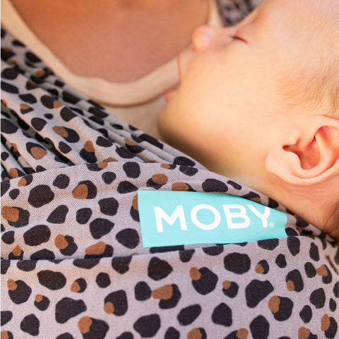 MOBY Classic Wrap (Leopard)