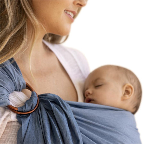 MOBY Ring Sling Chambray