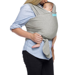 MOBY Classic Wrap - Grey