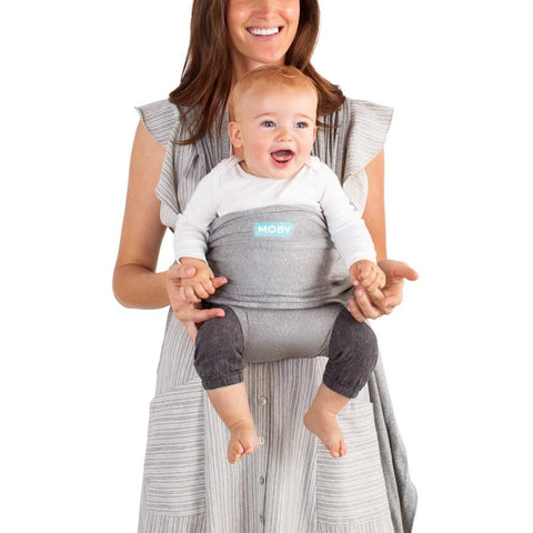 Image of MOBY Fit Hybrid Carrier Grey