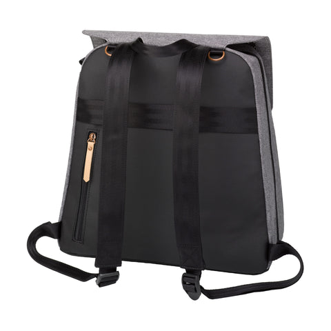 Meta Backpack in Graphite/Black