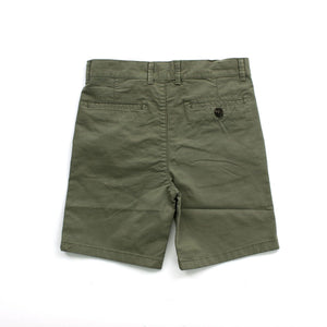Military Kai Twill Toddler Shorts
