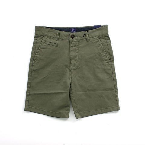 Image of Military Kai Twill Toddler Shorts