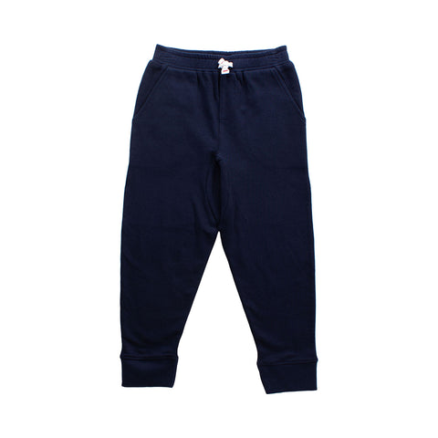 Image of Navy Jogger Pant