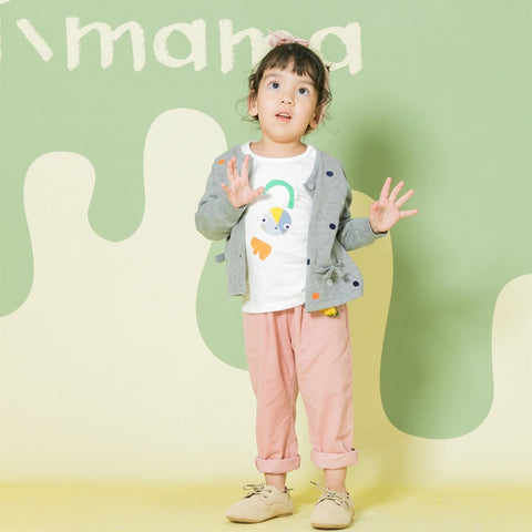 Image of Polka Dot Cardigan