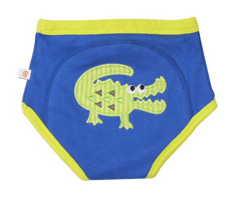 Training Pants - Croc, Whale & Crab 3PK