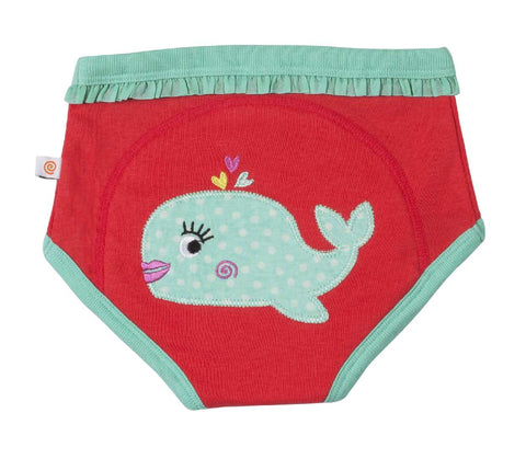Training Pants - Fish, Octopus & Whale 3PK
