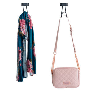 Itzy Ritzy Blush Double Take Crossbody Diaper Bag
