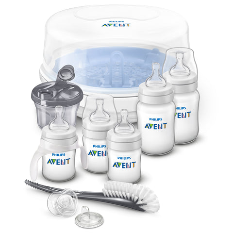 Image of Phillips Avent - Classics+Essentials Set