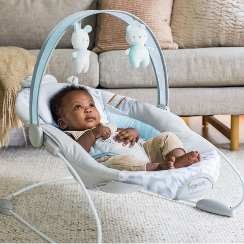 Image of Ingenuity - SmartBounce Automatic Bouncer - Raylan