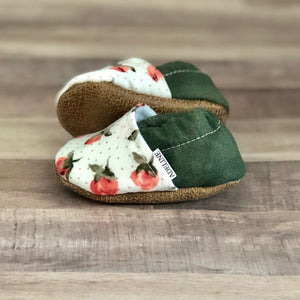 Trendy Baby Southern Floral Moccasins