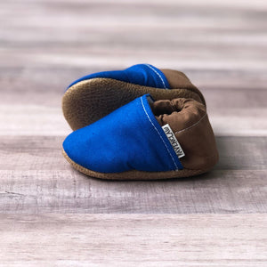 Trendy Baby Ravenclaw House Moccasins