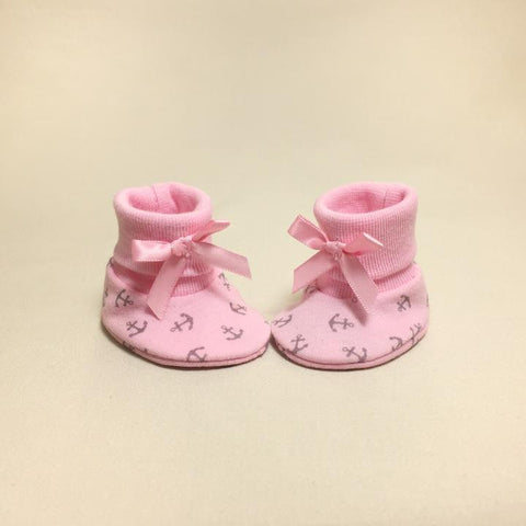 Itty Bitty Baby NICU Booties Girl Prints