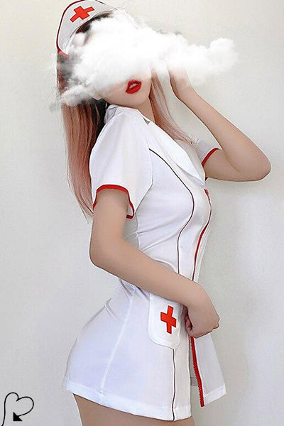 Uniforme Infirmiere Sexy