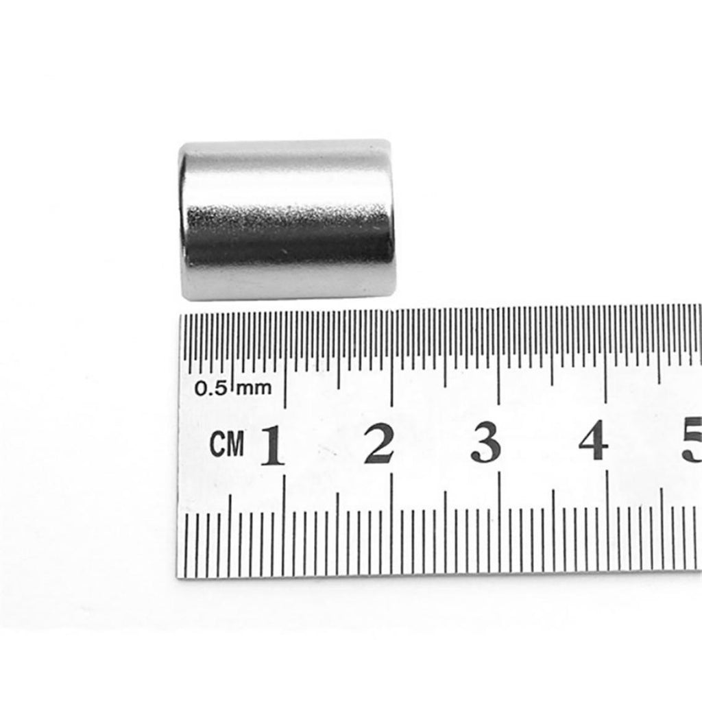 New Fashion Multipurpose 15x20mm Cylinder N52 Super Strong Magnetism NdFeB Rare Earth Magnet