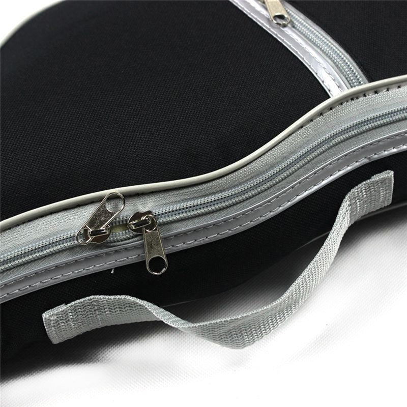 Fashion Backpack Guitar Case for Acoustic Guitar Musical Instruments Guitar Parts 21 /23 /26 Inches Ukulele Padded Bag