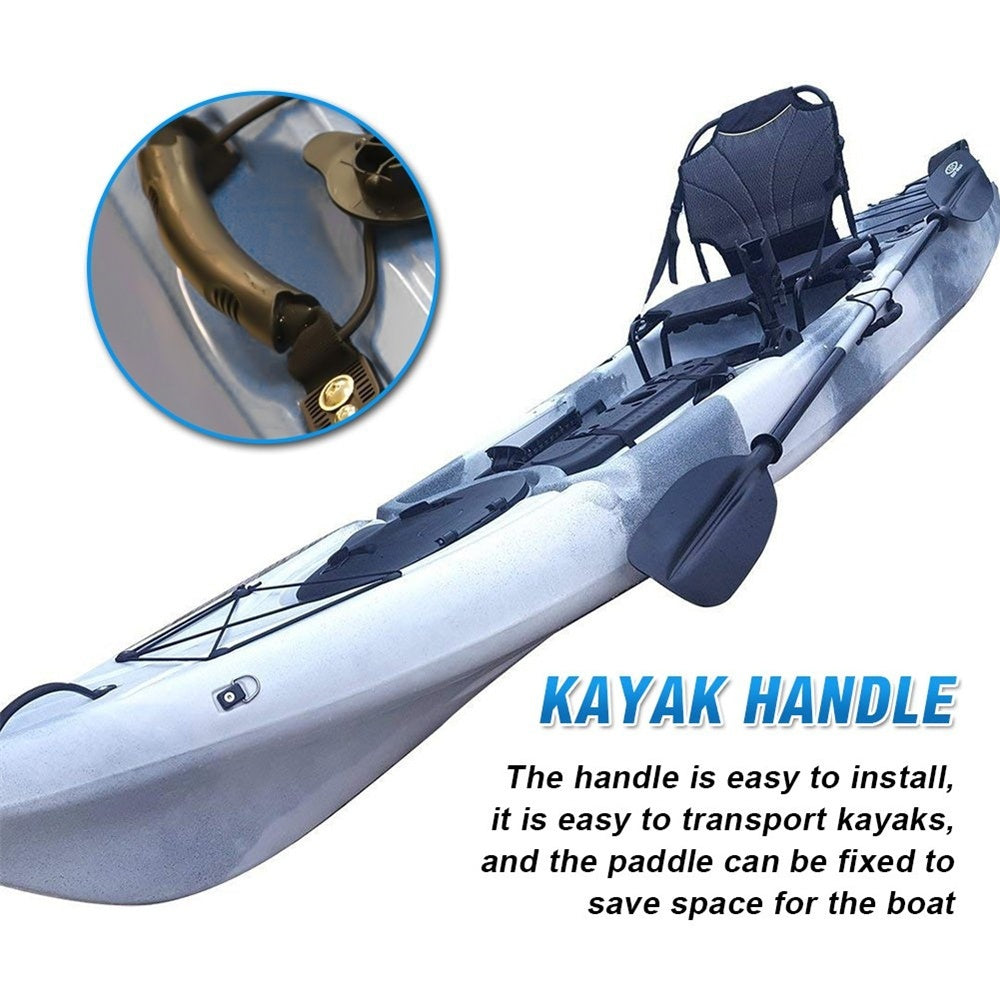 Kayak Boat Side Mount Carry Handle Canoe Accessories Replacement For 1 Pair Outdoor  isfang