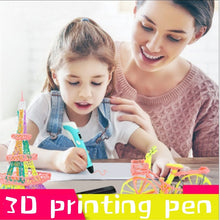 Load image into Gallery viewer, 3d Printing Stereo Printing Pen Electronic Science Education Children's Educational Toys