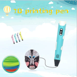 3d Printing Stereo Printing Pen Electronic Science Education Children's Educational Toys
