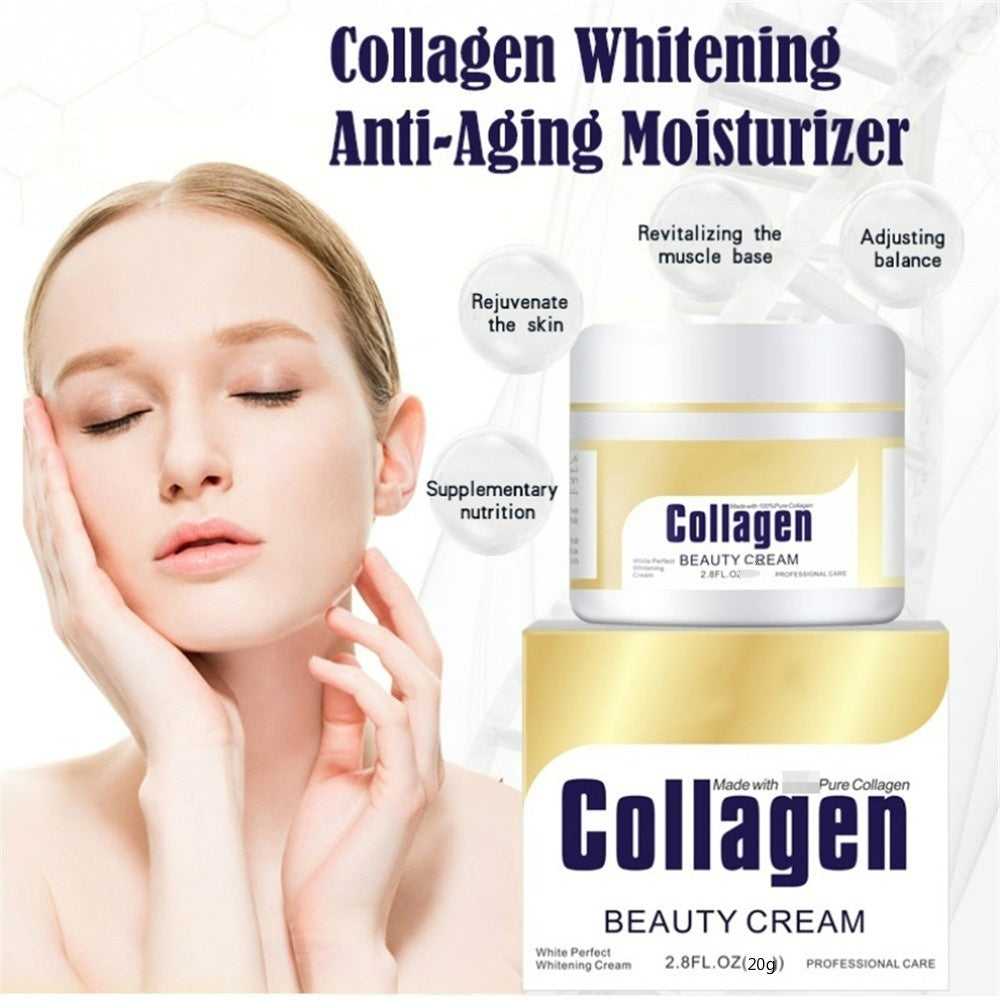30g Women Beauty Whitening Face Skin Care Anti Wrinkle Wrinkles Repair Collagen Facial Lifting Cream Anti-aging