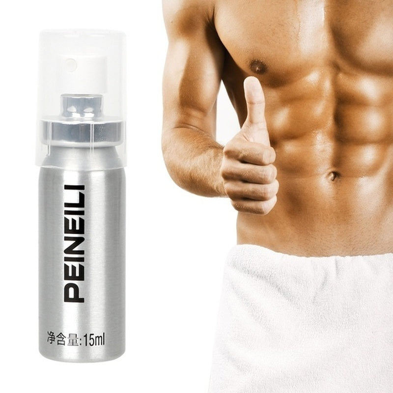 Male Natural Herbal Spray
