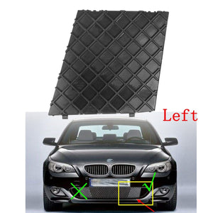 1/2PCS Left/Right Front Bumper Grill Grille Lower Mesh Grille Grill Trim Fit For BMW 5-Series E60 E61 M Sport 2004-2009