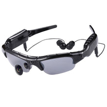 Load image into Gallery viewer, Outdoor Sport Glasses Driving Cycling Sunglasses Mobile Digital MP3 Camera Glasses Mini DV DVR Video Camcorder Eyewear support Micro SD Card [16GB Optional Buy]