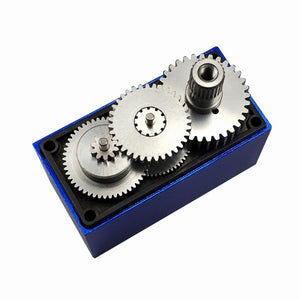 New Quality 1PC SPT5435LV-180W 35KG High Torque Metal Steering Gear For 1:8/1:10 RC Car
