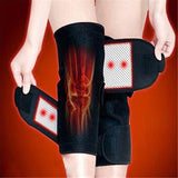 1/2PCS Magnetic Therapy Large Range Knee Protector Self Heating Knee Pads Knee Support Belt Knee Care