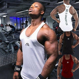Men's Sports Vest Gym Tank Tops