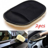 New Car Cleaning Brushes Polishing Mitt Brush Car Wash Glove Car Motorcycle Cleaning Brush