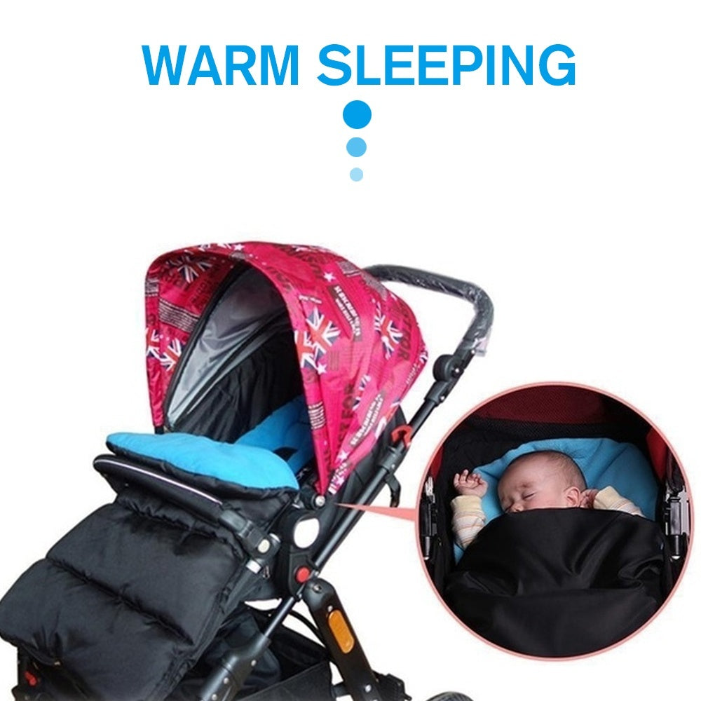 New Hot Popular Baby Toddler New Universal Footmuff Cosy Toes Apron Liner Pram Stroller