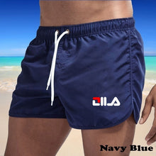 Load image into Gallery viewer, 2020 New Swim Shorts Quick-Drying Printed Shorts Mens Swimwear Beach Shorts Casual Fitness Shorts
