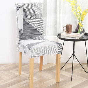 Chair Covers Spandex Dining Room Chair Protector Seat Cover  Slipcover Hotel Home Decor