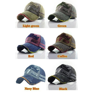 New  Fashion Motors Racing Cap With Good Quality Washed Cotton Cap Outdoor Baseball Cap With Patche Put On Size Adjustable