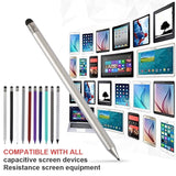 Touch-Screen Stylus Fashion Universal Writing Tool Capacitive Pen For Tablet Computer Mobile Phones And Other Smart Terminal Handwriting Devices 1PCS