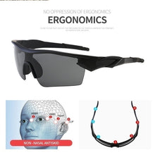 Load image into Gallery viewer, new colorful lenses outdoor sports riding glasses sunglasses windproof glasses bicycle motorcycle sunglasses sports glasses