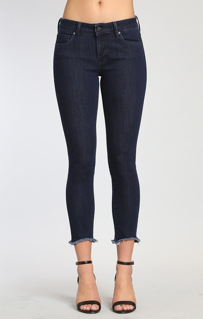 Mavi Jeans Adriana Super Skinny Ankle Womens. Authorized Seller.