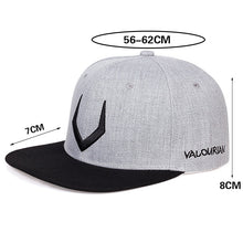 Load image into Gallery viewer, Casual Unisex Cotton Baseball Cap 3D pierced Hip Hop Hat Couple Snapback Hats Adjustable Fashion Accessories Hats Pair of Glasses