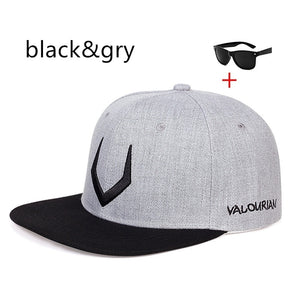 Casual Unisex Cotton Baseball Cap 3D pierced Hip Hop Hat Couple Snapback Hats Adjustable Fashion Accessories Hats Pair of Glasses