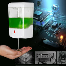 Load image into Gallery viewer, Automatic Soap Dispenser Hand Sterilizer Infrared Motion Sensor Hand Disinfectant Shampoo Soap Alcohol Waterproof for Bathroom Kitchen Hotel Restaurant