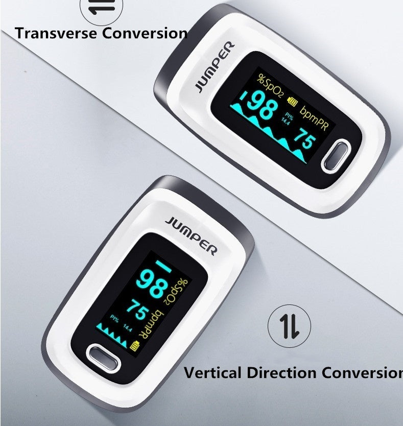 Adult Kid  Non-Contact Forehead Thermometer Digital Forehead Temperature Tester Check& Wrist Blood Pressure Monitor & Fingertip Pulse Oximeter
