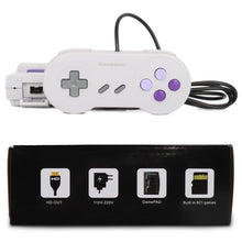 Load image into Gallery viewer, Mini HD HDMI TV Video Game Console Handheld Retro Family Game Console Built-In 821/620 Classic Games