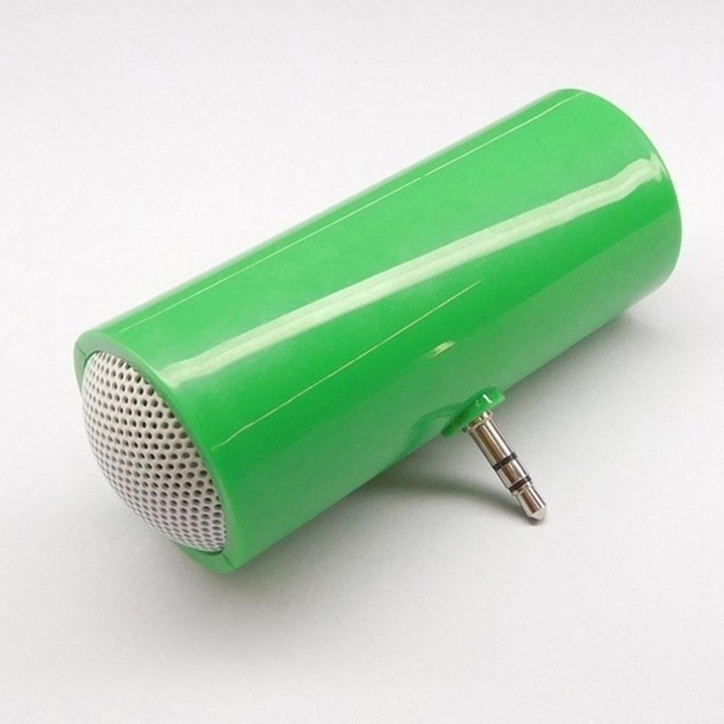 2020 New Hot 3.5mm Portable Speaker Stereo Mini Speaker Music MP3 Player Amplifier Loudspeaker For Mobile Phone&Tablet PC