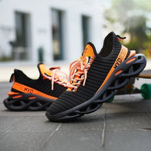 Load image into Gallery viewer, New Arrival Sports Shoes for Men/Women Big Size Fashion Twist Sneakers Youth Breathable Mesh Running Shoes Eur 36-48