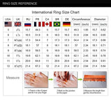 Classic Original  Men Ring Multi-Element Classic Colorful Gem Party Party Men's Ring